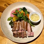 NICK SHOCK TOKYO - 厚切り牛タンステーキ