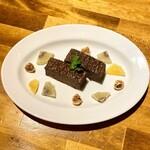 NICK SHOCK TOKYO - ベルギー産チョコレート使用 ブラウニー