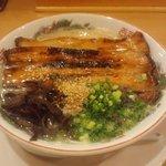 博多長浜ラーメン 翔龍 - 炙りチャーシュー麺
