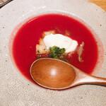 まごころ創作 しげ田 - スープ