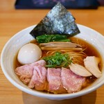 麺屋 さくら井 - ☆特製らぁ麺(醤油)(●^o^●)☆