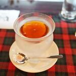 くいしんぼー山中 - 冷製コンソメスープ