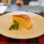 くいしんぼー山中 - チーズケーキ