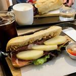 クラフト サンドウィッチ -