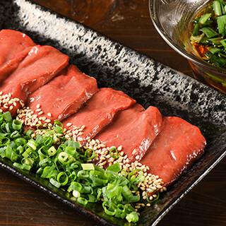 上質なお肉とそれに合う特製ダレで、当店ならではの焼肉を堪能