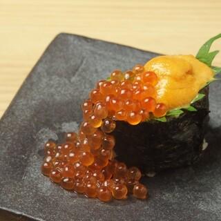 まずはここから‼【極み寿司】