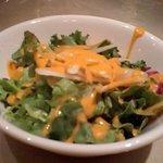 144984 - ハミングバード・ランチセットのサラダ
