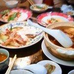 静安飯店 - ランチ定食各種