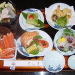 すし幸 - 会席料理 6000円から 写真は6000円