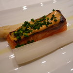 ラッフィナート - ☆軽くあぶった鮭児(岩手)マルナート(●^o^●)☆