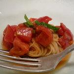 ラッフィナート - ☆フルーツトマトの冷たいカペッリーニ(≧▽≦)~♡☆