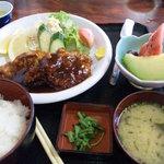 14400925 - ポークソテー定食1575円