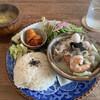 TAO CAFE - 料理写真:八宝菜プレート