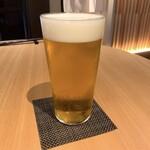AKASAKA Tan伍 - 生ビール