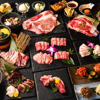 食べ飲み放題コース3500円~!食べ放題コースもあります◎
