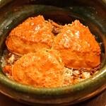 144004602 - 香箱蟹の土鍋炊き込みご飯