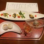伊東遊季亭 ダイニング  - 料理写真: