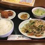Rinsen - 五目野菜炒め