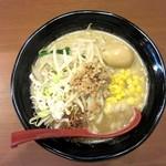 麺屋 蔵の助 - 料理写真:味玉味噌ラーメン
