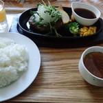 T's - 和風おろしハンバーグ(680円※税別)