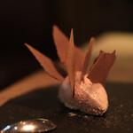 L'IGNIS - 鶏白レバームースとパンデビス