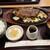 豊浜サービスエリア(上り) レストラン 千登世 - サーロインステーキセット