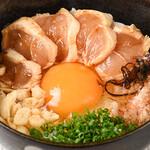 たか田 - 生親子丼