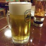 14402646 - 生ビール中 \350