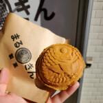 まるきん - 料理写真:たい焼き ミックス