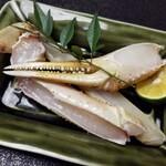 144029455 - ◆『ズワイガニの膳』◆「ずわい蟹の炭火焼き」