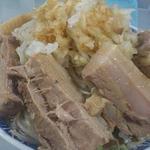 鶏とふじ - 肉ましにんにく(650+200)その2