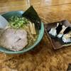らーめん初代 - 料理写真:新塩とチャーマヨ