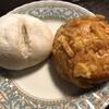 ラスリーズ - 料理写真:〇おいもパンと△カレーパン