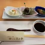 シーサイドホテル 美松 大江亭 - 料理写真: