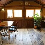 cafe ゴリョウ - 二階