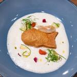 シンシア ブルー - ASC真鯛のブリオッシュ