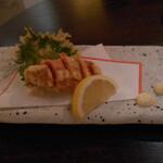 和×伊 大衆酒場カランコロン - 料理写真:明太子天ぷら
