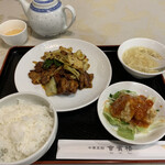 Kai Hin Rou - 回鍋肉定食