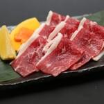 大衆酒場肉のオカヤマ - 〈ディナー〉ツラミ