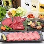 大衆酒場肉のオカヤマ - 〈ディナー〉お得な飲み放題付きプラン(1980円~)