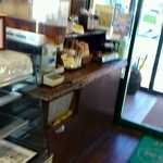 14405040 - コーヒーとむぎ茶コーナー。。無料!!
