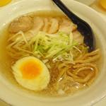 麺屋 マルニ - 塩チャーシューめん 900円