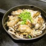 14405890 - 牡蠣バター焼き