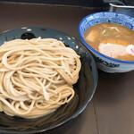 麺屋 ながとみ - 料理写真:濃厚つけ麺(大盛り) 850円