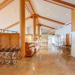 奥琵琶湖マキノ グランドパークホテル レストラン竹生 - ホテルのロビー