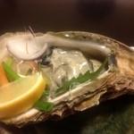 居肴屋 風来坊 - 岩牡蠣