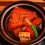 赤坂 ひかわ - 金目鯛煮付膳