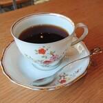 Cafe 傳 - 傳ブレンド ¥500
