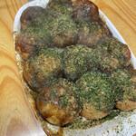 たこ焼 たこ丸 - 料理写真: