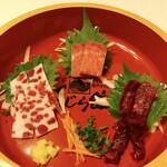 下関くじら館 - 料理写真: